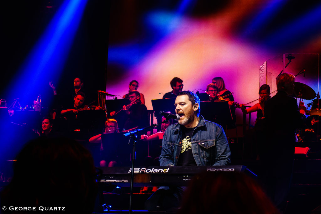 Rock meets Classic 2018, John Helliwell & Jesse Siebenberg (Supertramp)