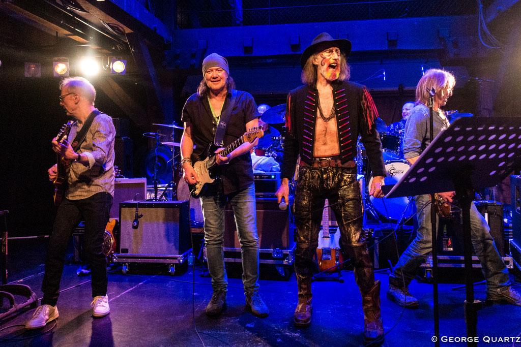 Hamburg Blues Band & Arthur Brown