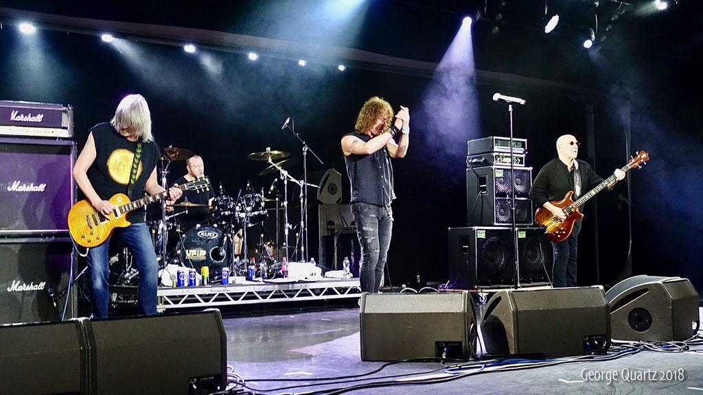 Nazareth 2018 Giants of Rock Festival