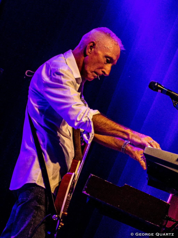UFO Band, Neil Carter, 50. Anniversary Tour, Neuruppin, 2019