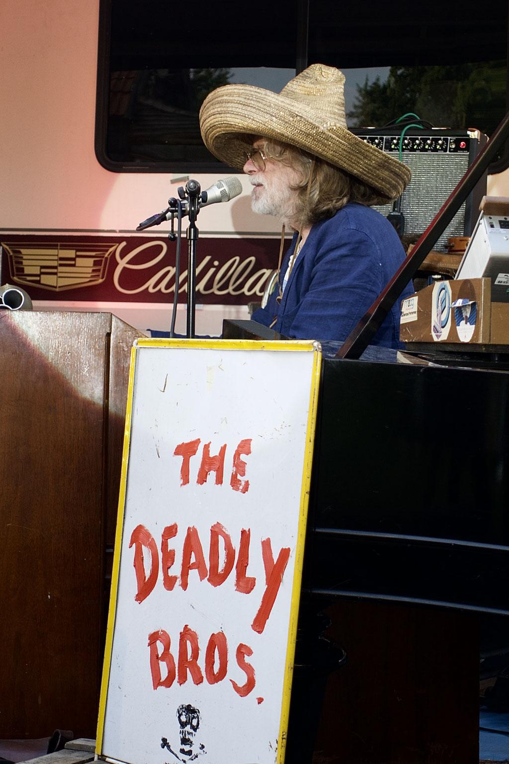 Helge Schneider, The Deadly Bros. 2020