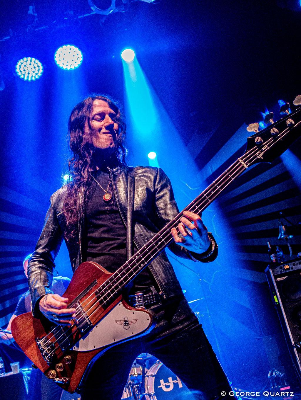 UFO Band, Rob de Luca, 50. Anniversary Tour, Neuruppin, 2019