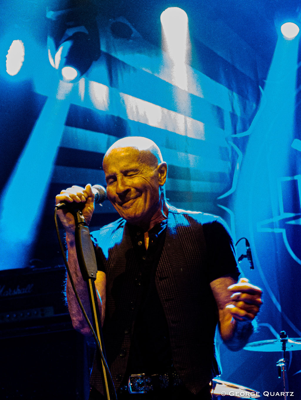 UFO Band , Phil Mogg, 50. Anniversary Tour, Neuruppin, 2019