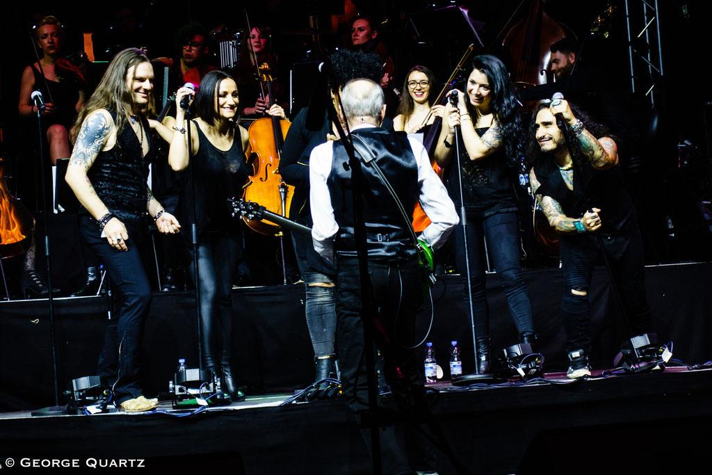 Rock meets Classic 2018, Francis Rossi (Status Quo)