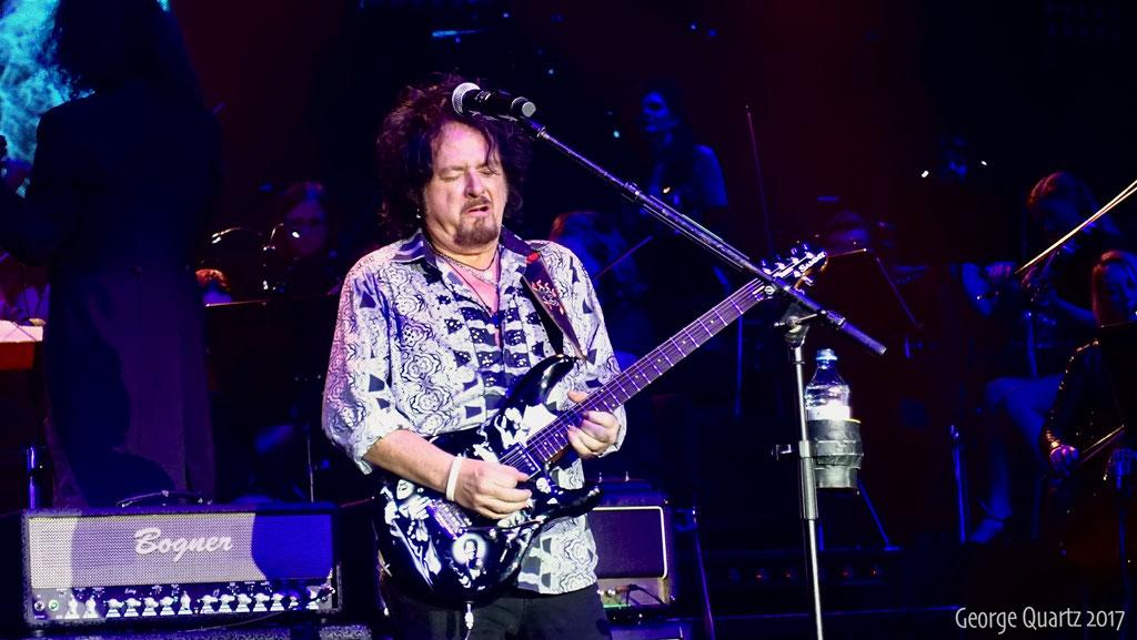 "Steve Lukather (Toto) -""Rock meets Classic"" 2017 in Berlin"