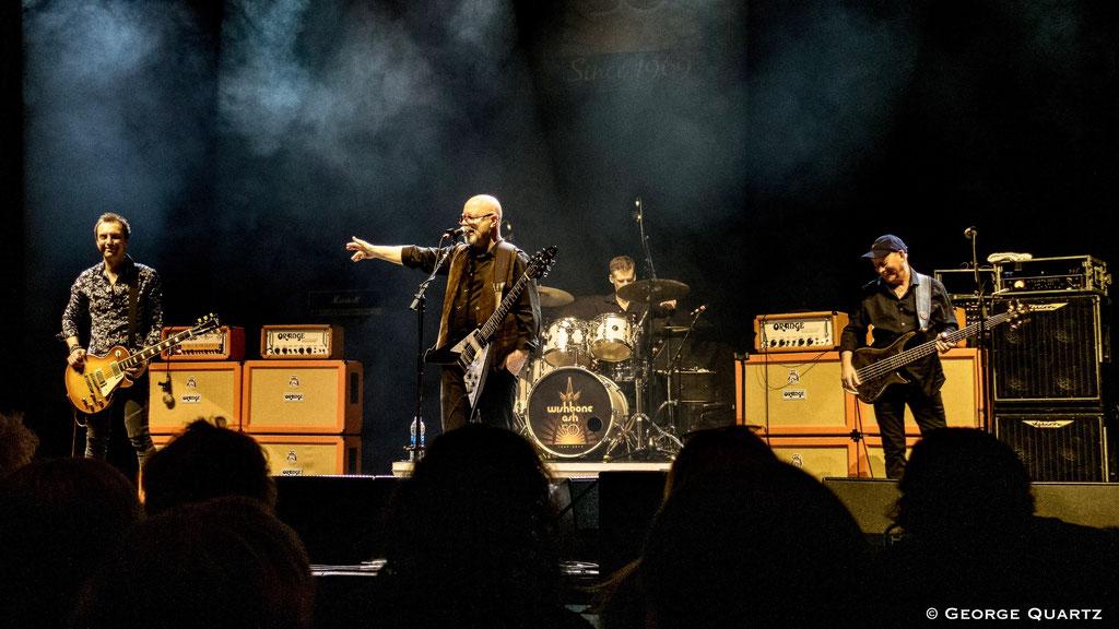 Wishbone Ash, Tempodrom , Berlin, 2020 Music & Stories