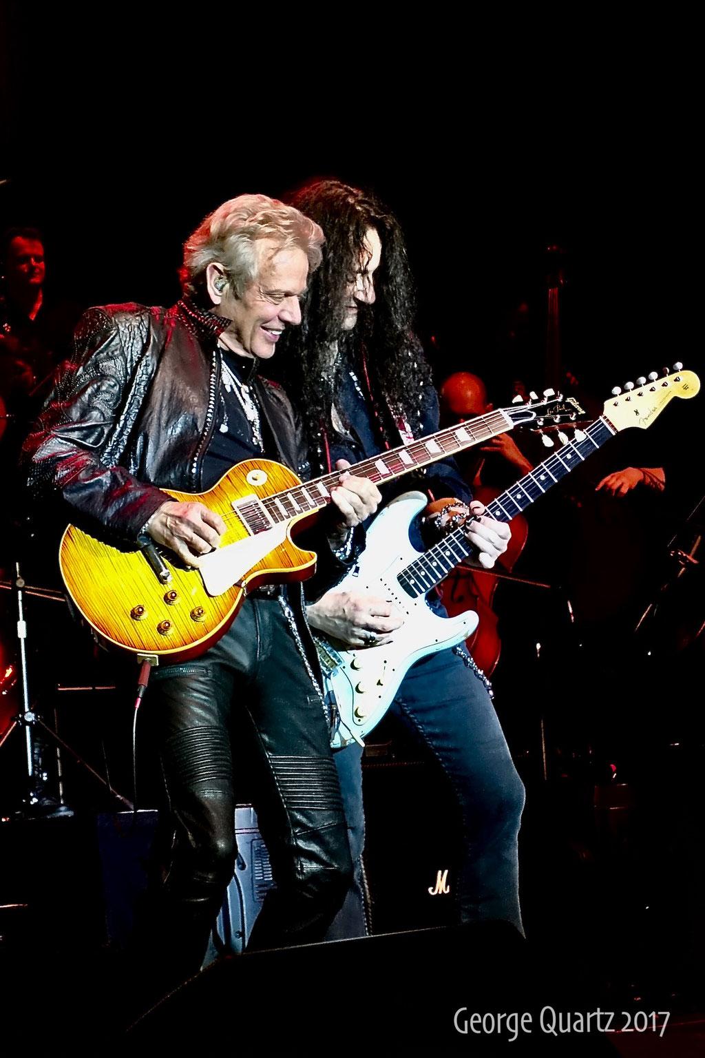 "Don Felder (Eagles), Alex Beyrodt -""Rock meets Classic"" 2017 in Berlin"