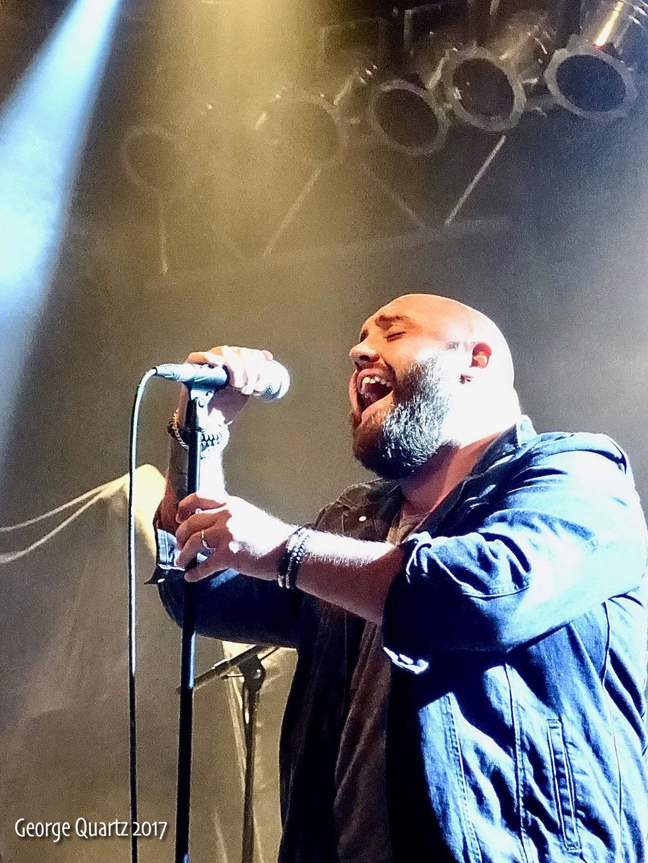 support Damnation Angels, THRESHOLD Dezember 2017 in Hannover