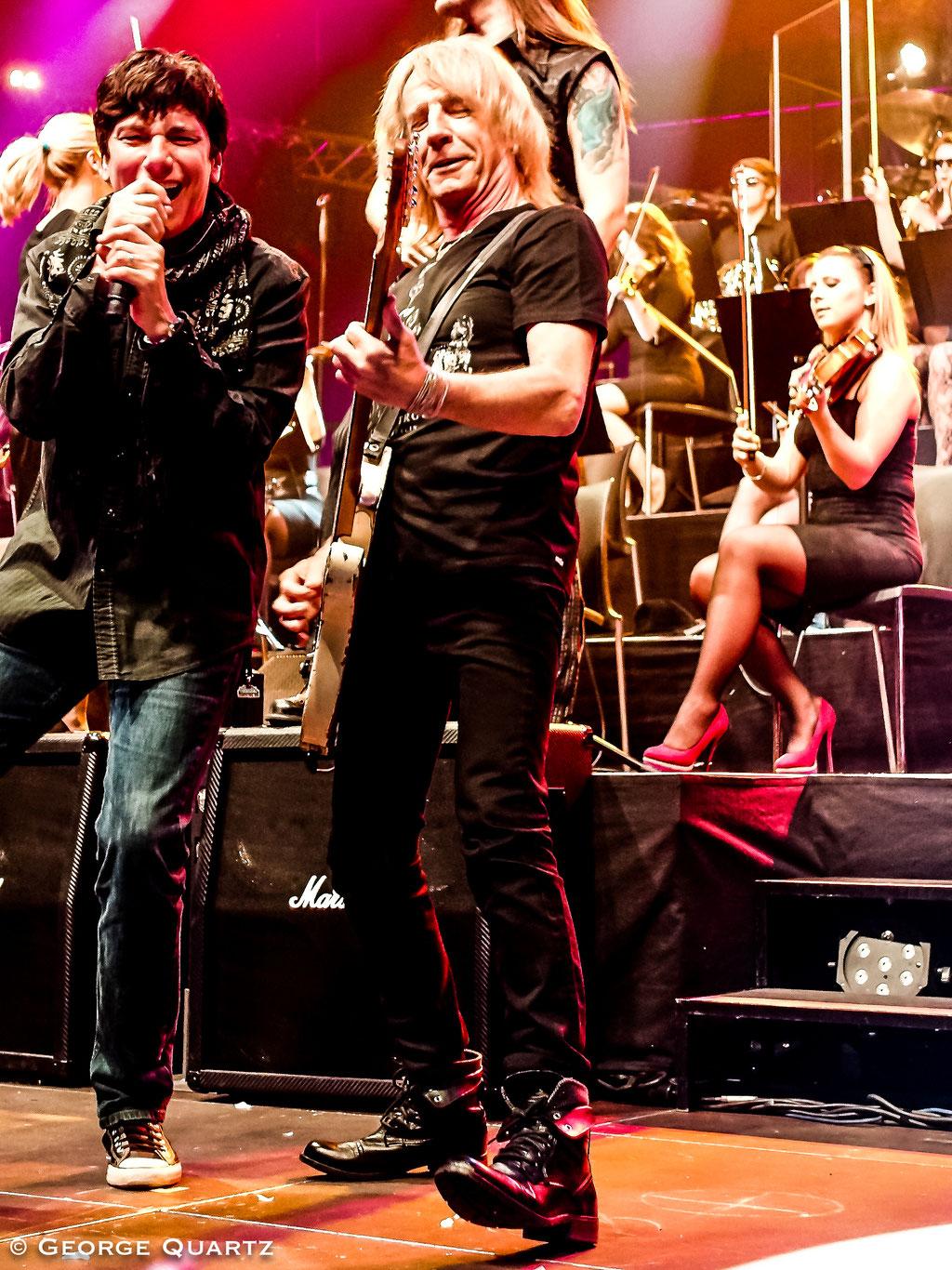 "Eric Martin (Mr. Big), Rick Parfitt (Status Quo) - ""Rock meets Classic"" 2015"