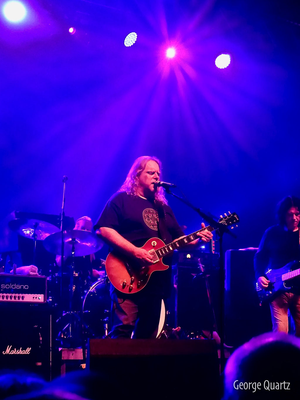 Gov't Mule 2016 in Berlin