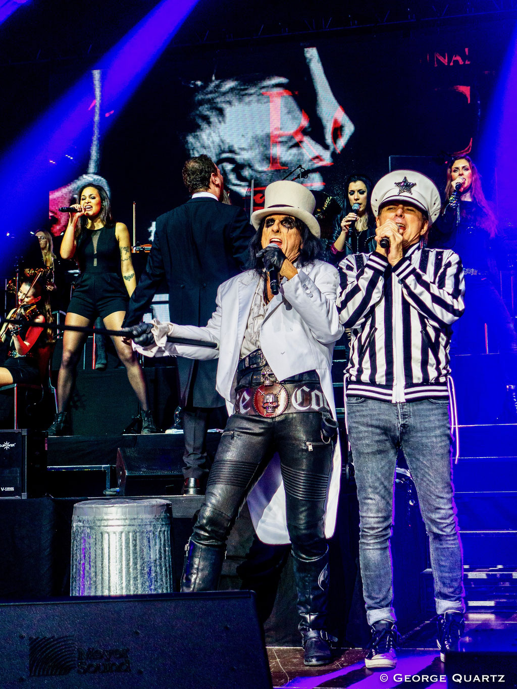 ROCK MEETS CLASSIC, Tour 2020, Robin Zander, Alice Cooper, Berlin