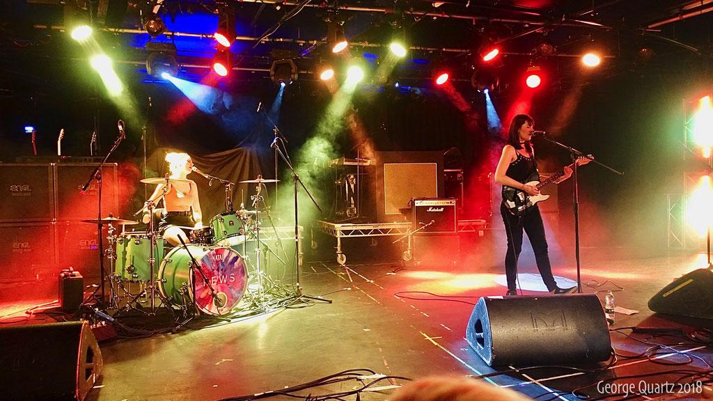 Rews 2018 in Minehead, Giants of Rock Festival