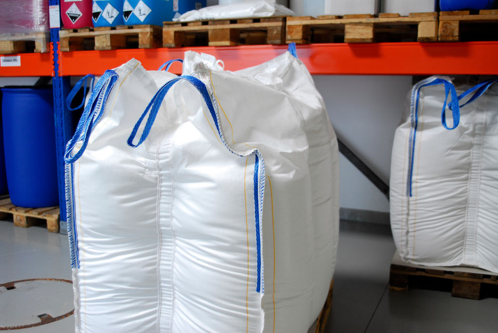Streusalz im Big Bag vom Grosshändler - Salzkontor Schmid GmbH