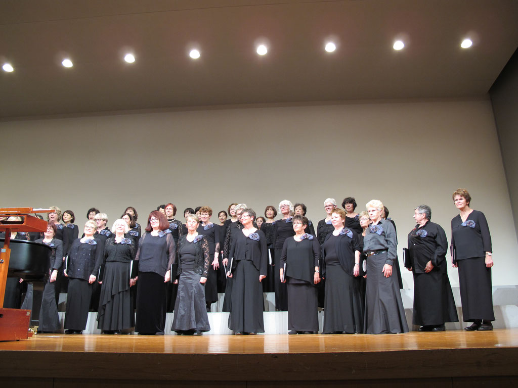 18.10.16 Konzert mit dem Coro Alcione