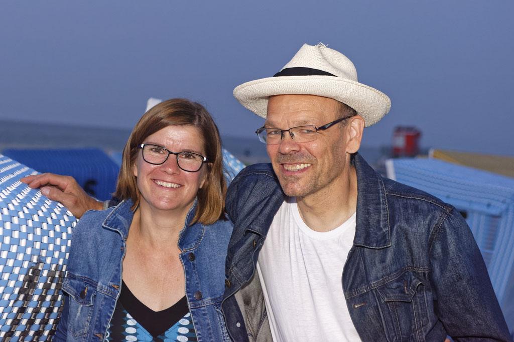 Maike und Michael Recktenwald