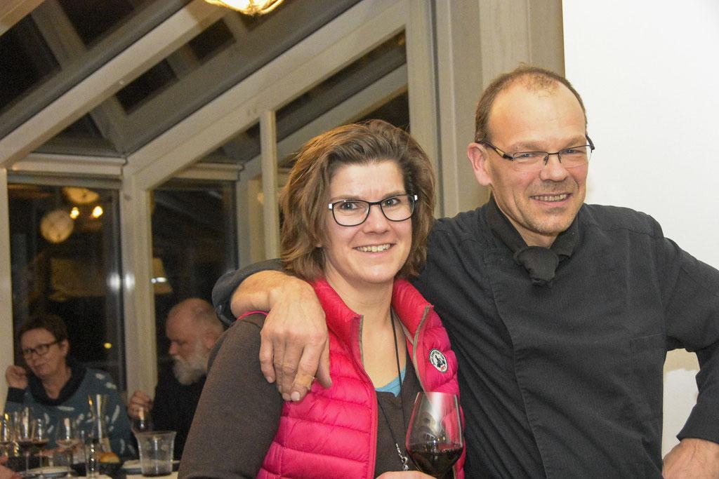 WeinWinter Langeoog im Biohotel Strandeck und Restaurant Seekrug