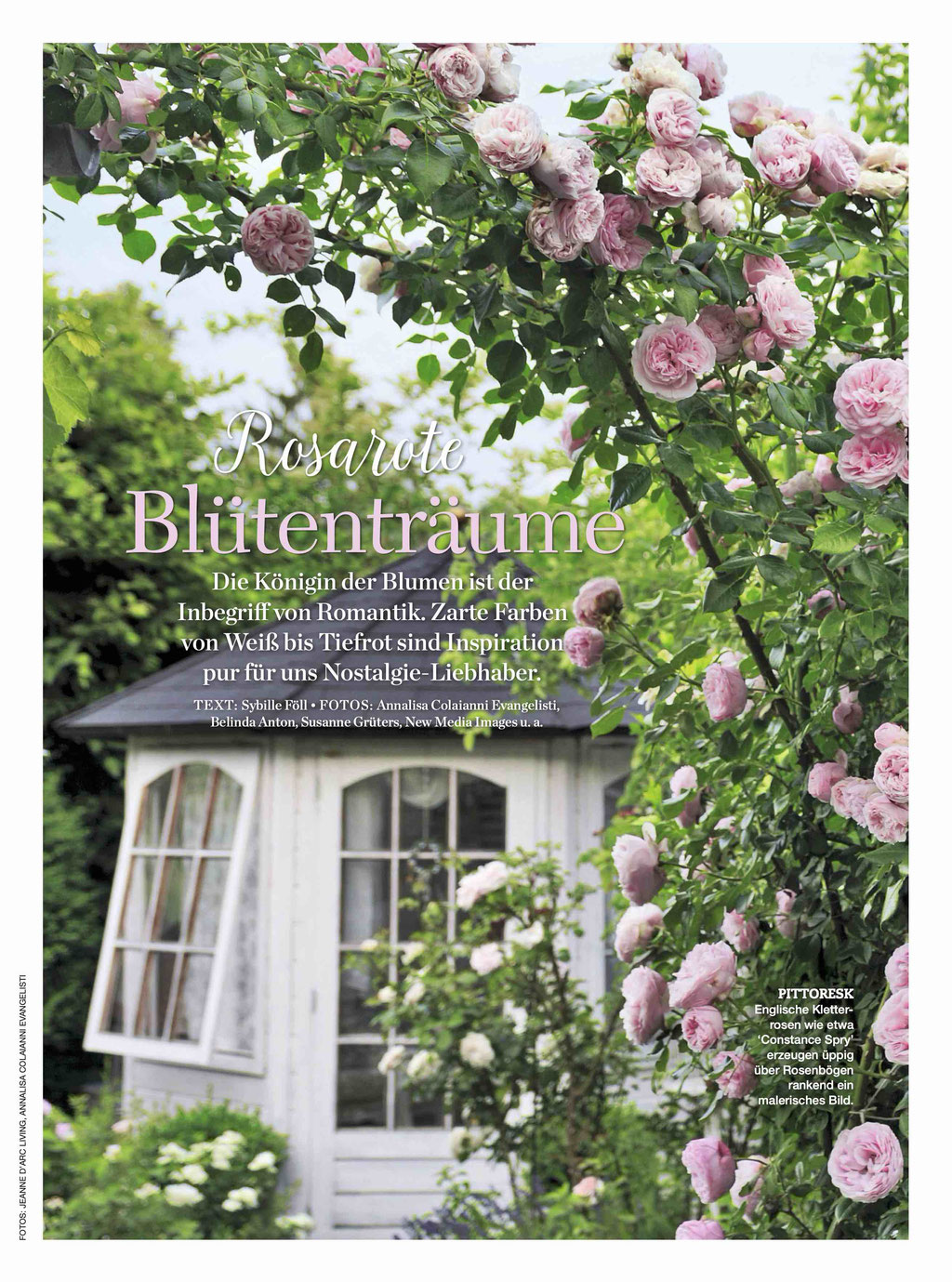 Deutsche Zeitschrift TRAUMWOHNEN 3/2020