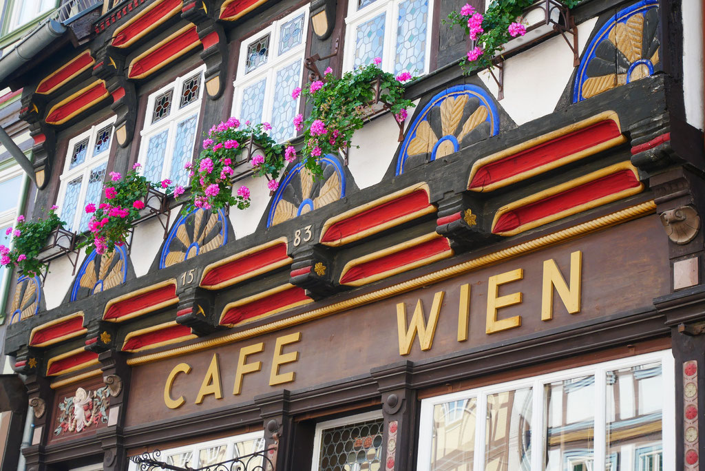 Cafe Wien in Wernigerode