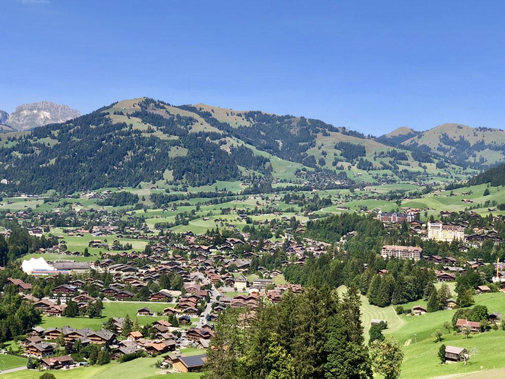 Gstaad, Gstaad Dorf, Berneroberland