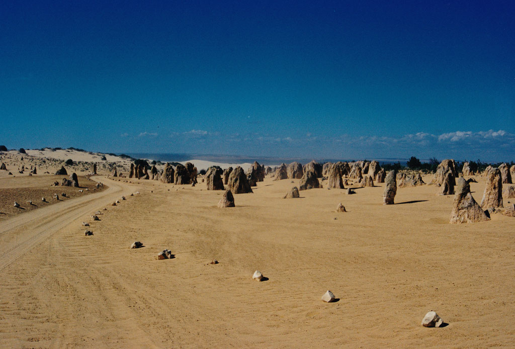 PINNACLES NT. PARK