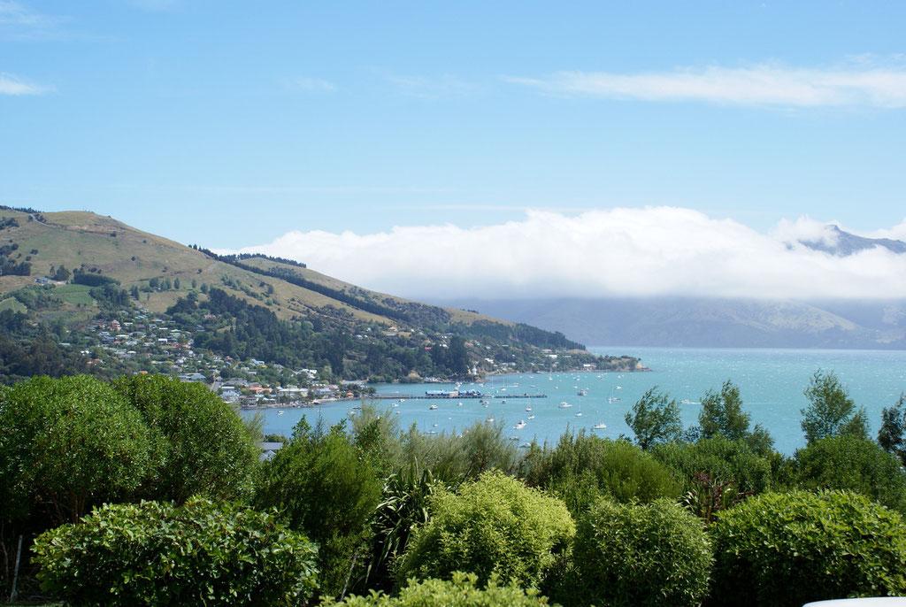 Campground Akaroa Christchurch