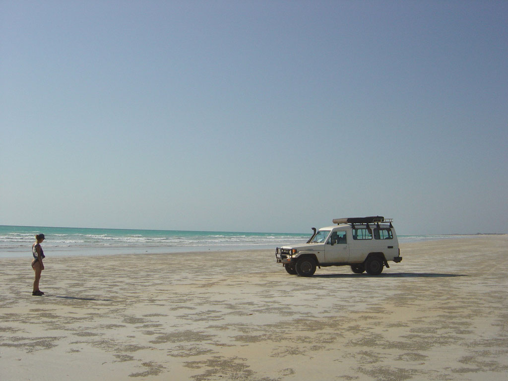 Cable Beach bei Broome