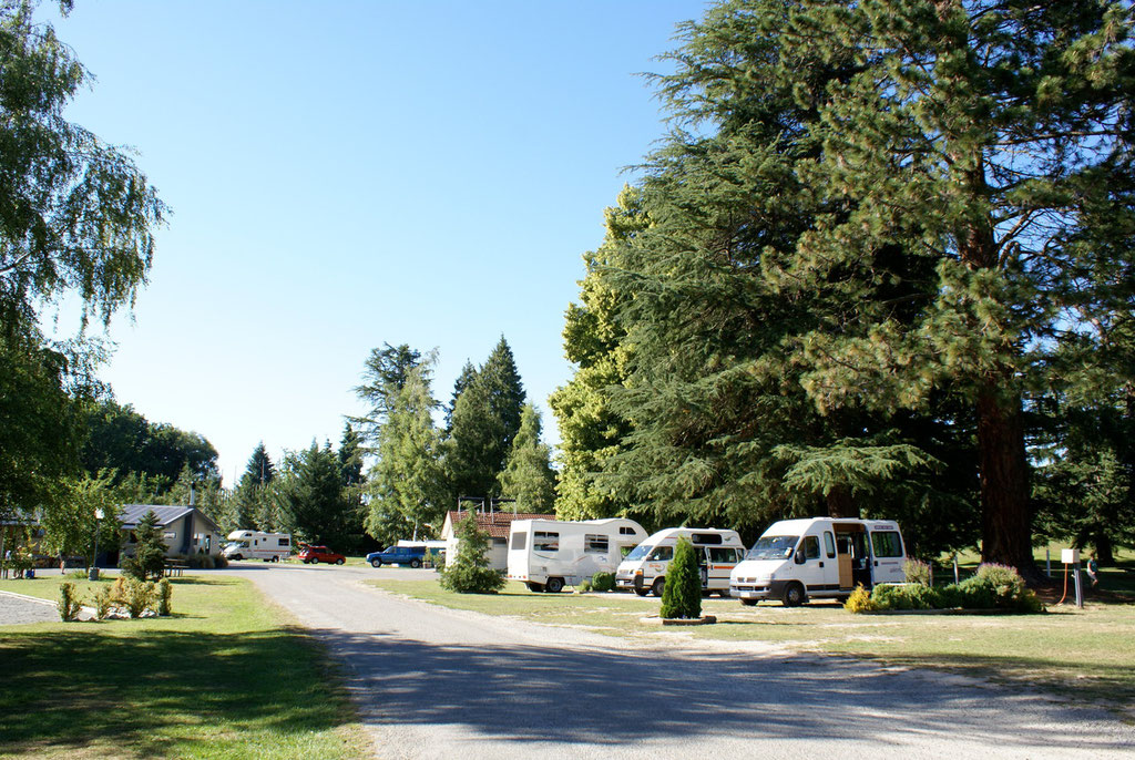 Top 10 Campground Airlie