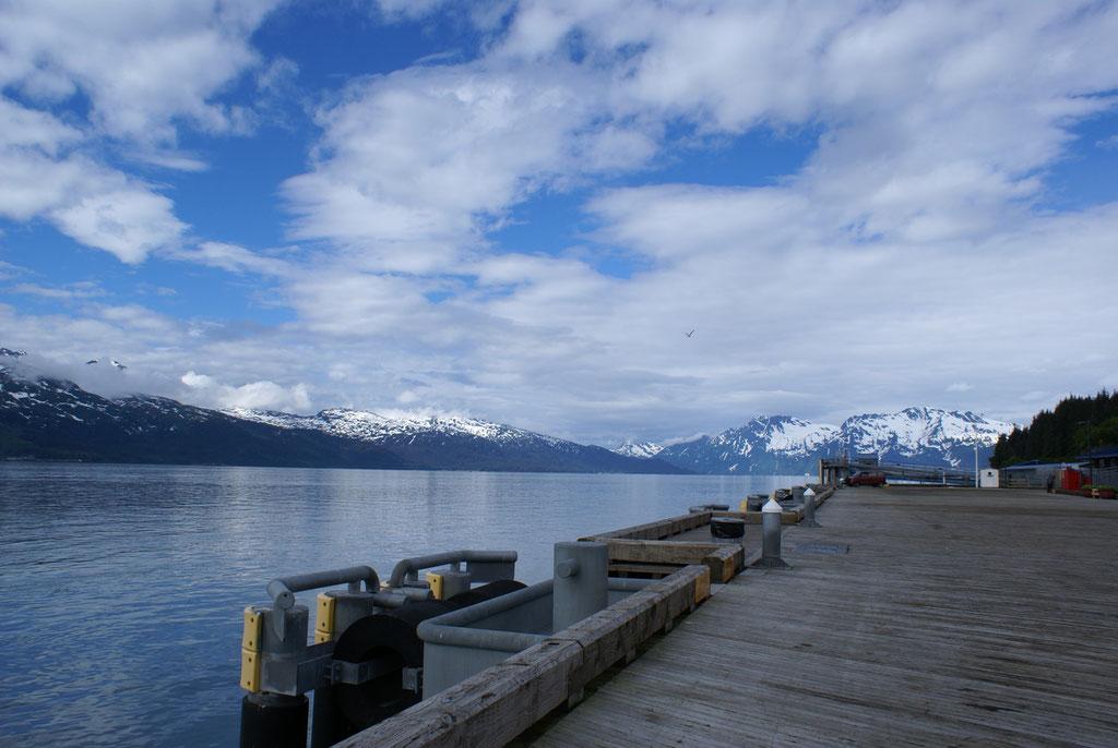 Fährhafen Valdez