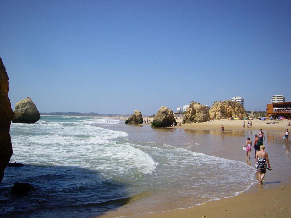Strand bei Prainha