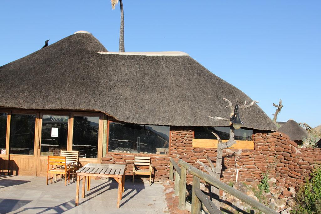 Das Restaurant ( zur Zeit im Umbau )