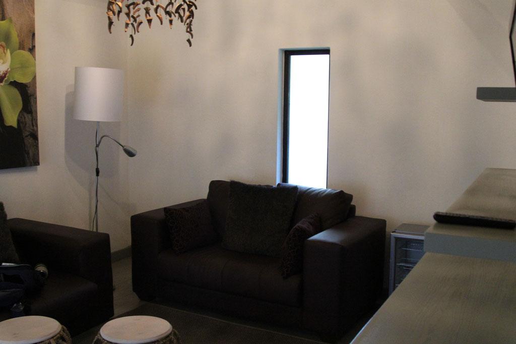 Sehr schön eingerichteter Wohnraum