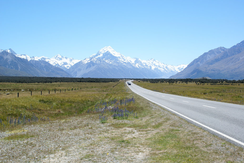 Mount Cook Nt.Park