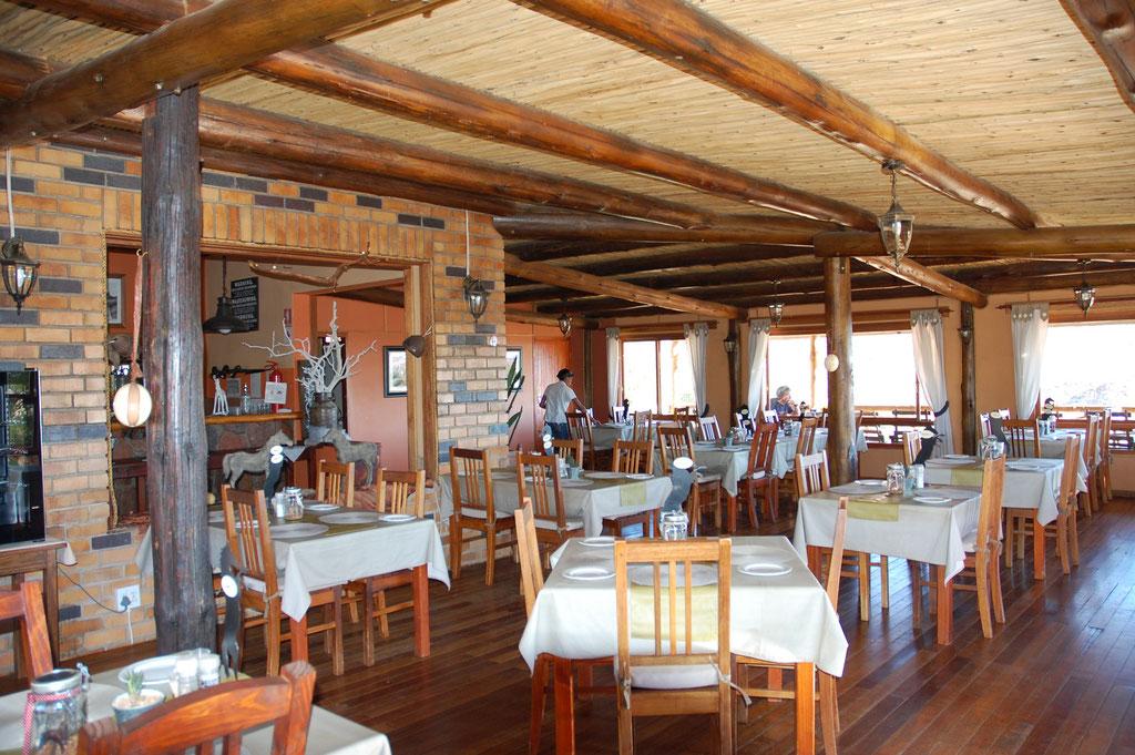 Restaurant im Desert Horse Inn