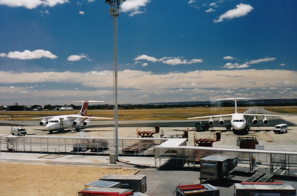 DOMESTIC AIRPORT PERTH