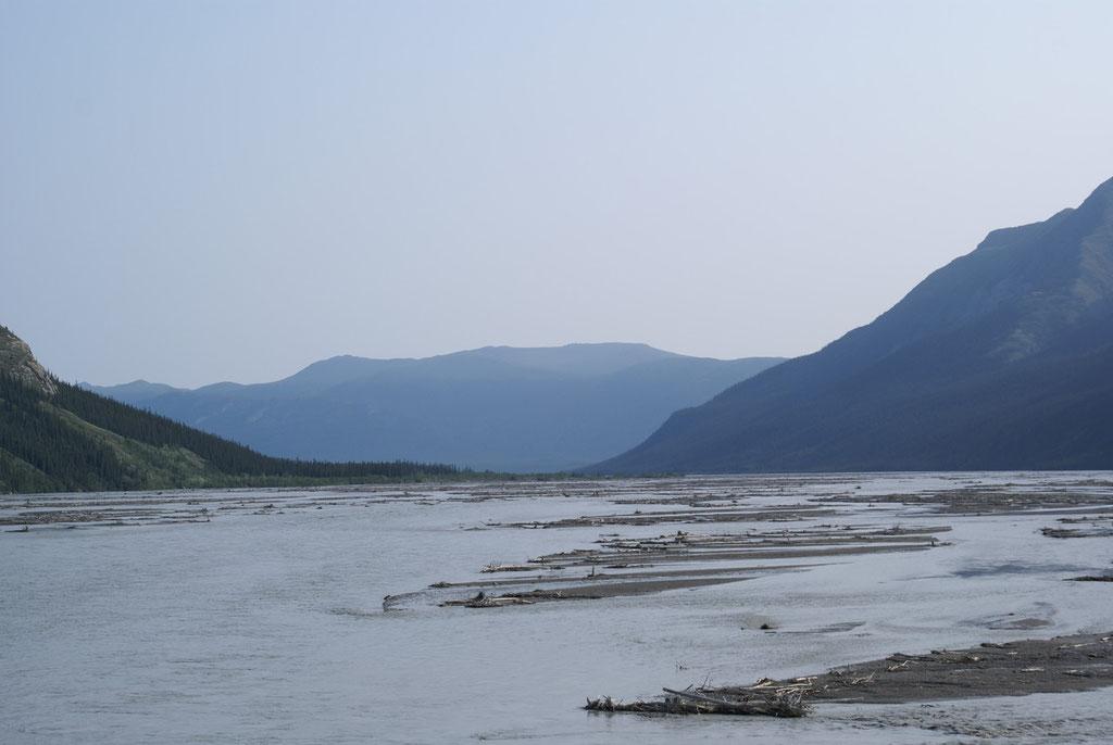 White River bei Beaver Creek