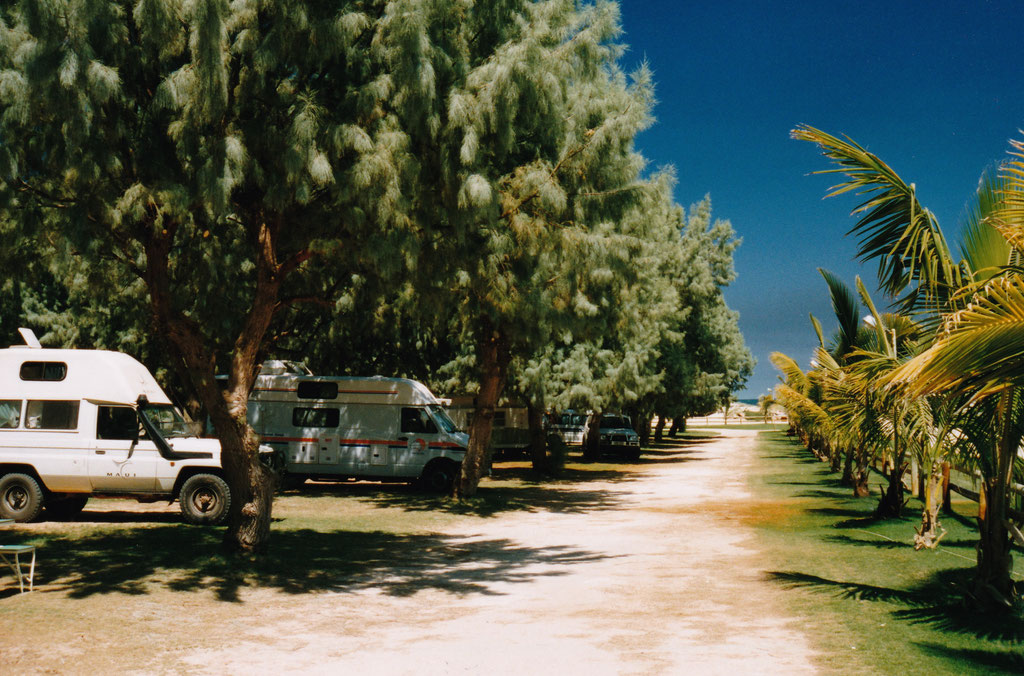 CORAL BAY CARAVANPARK