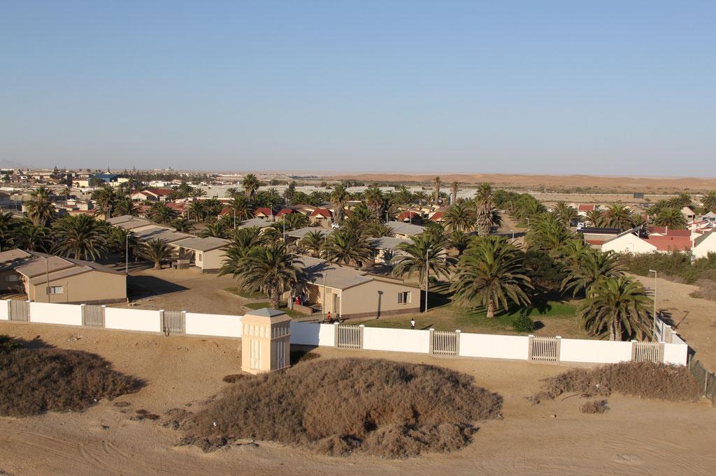 Ferienhäuser in Swakopmund