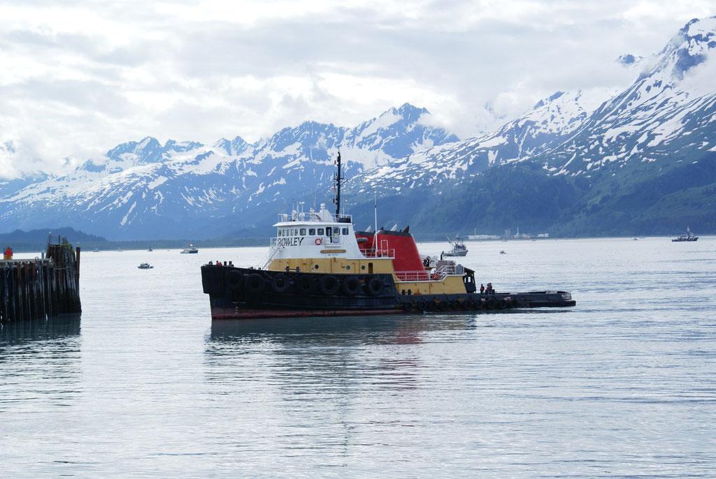 Hafen von Valdez