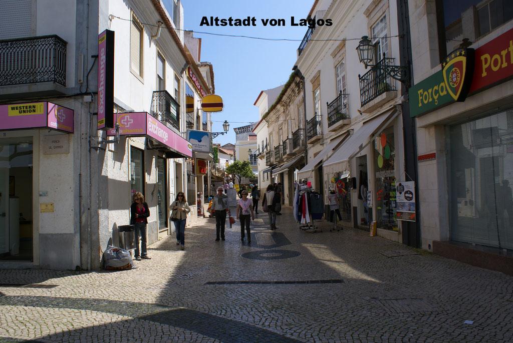 Altstadt Lagos