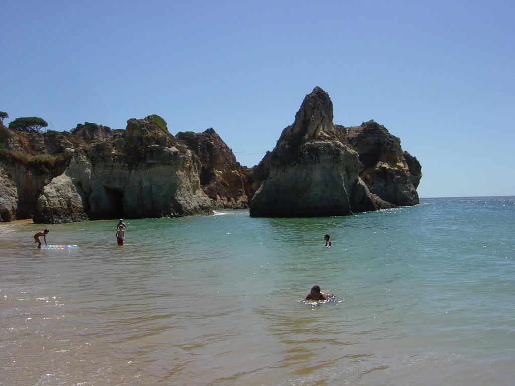 Strand bei Alvor