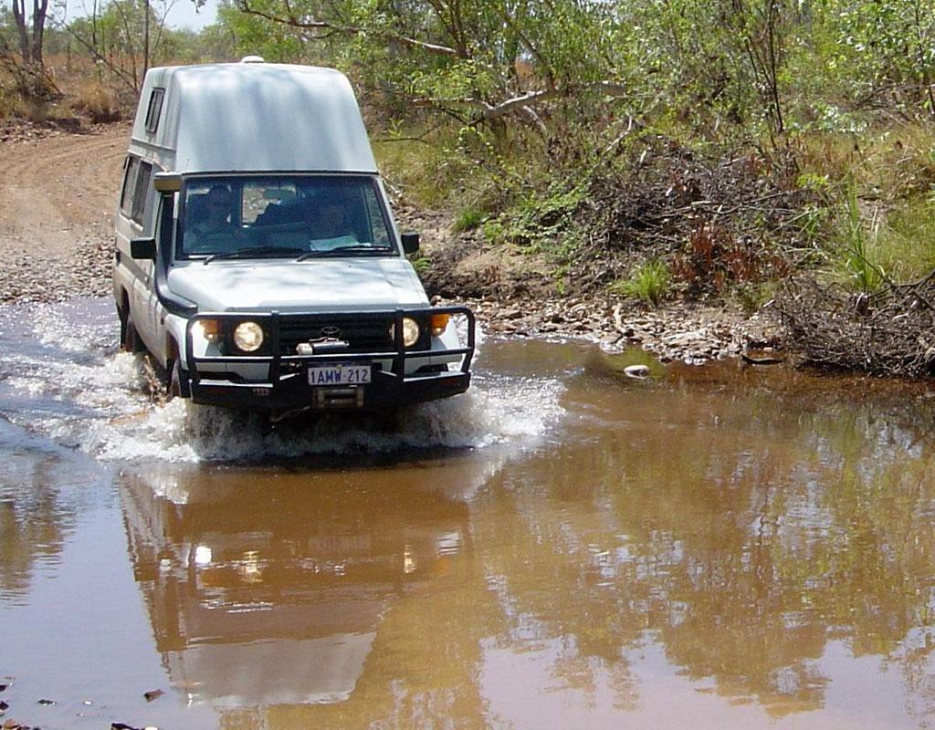 Im Outback an der Gibb River Road