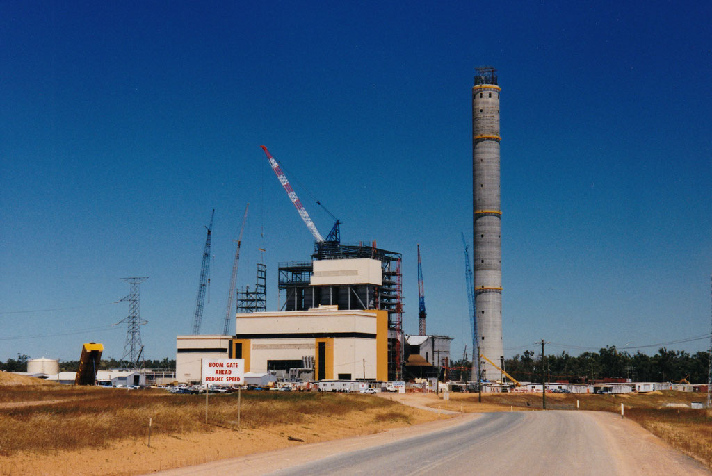 COLLIE POWER STATION