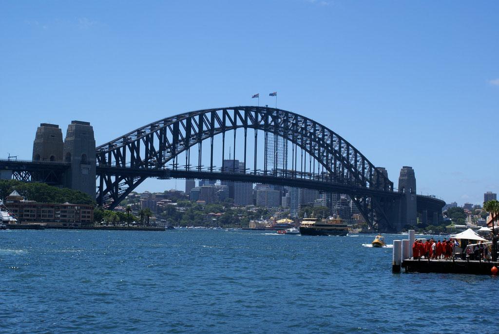 Harbour Bridge ( Kleiderbügel )