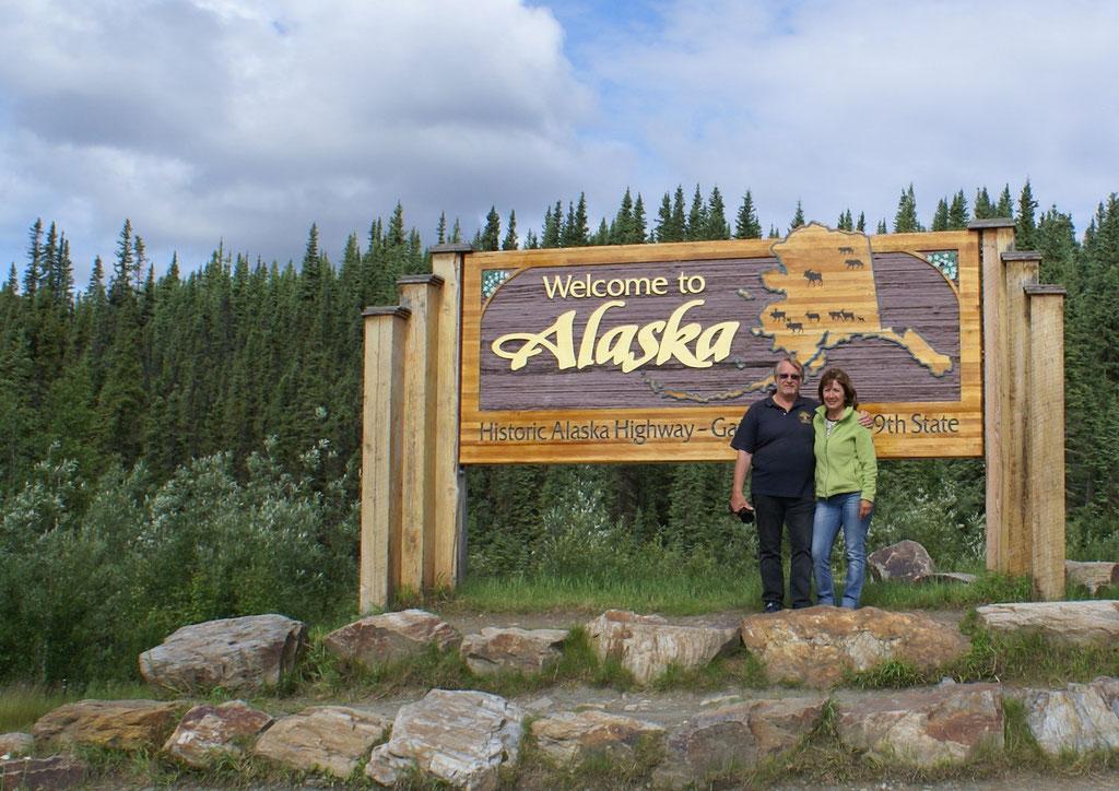 Willkommen in Alaska