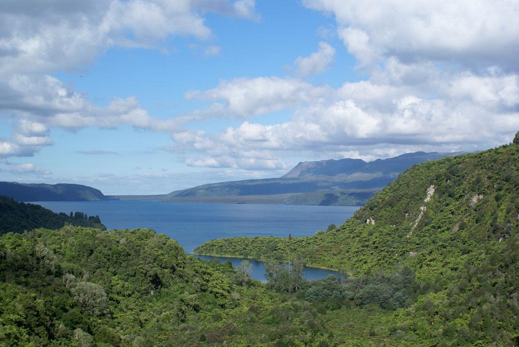Kratersee Lake Tarawera