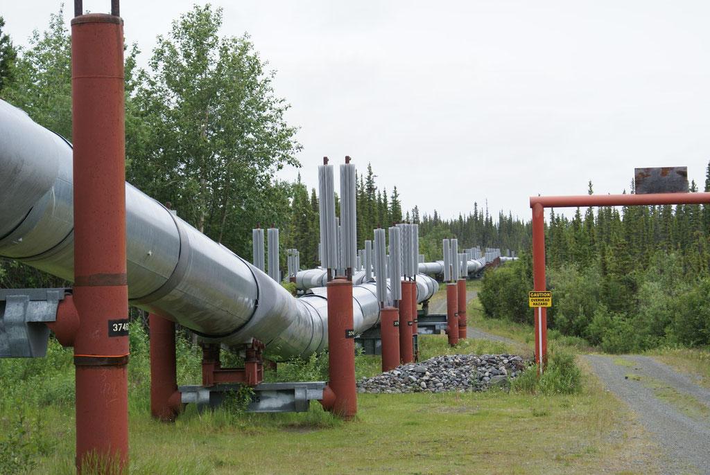 Und wieder einmal die Alaska Pipeline