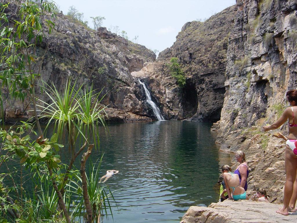Makuk Falls