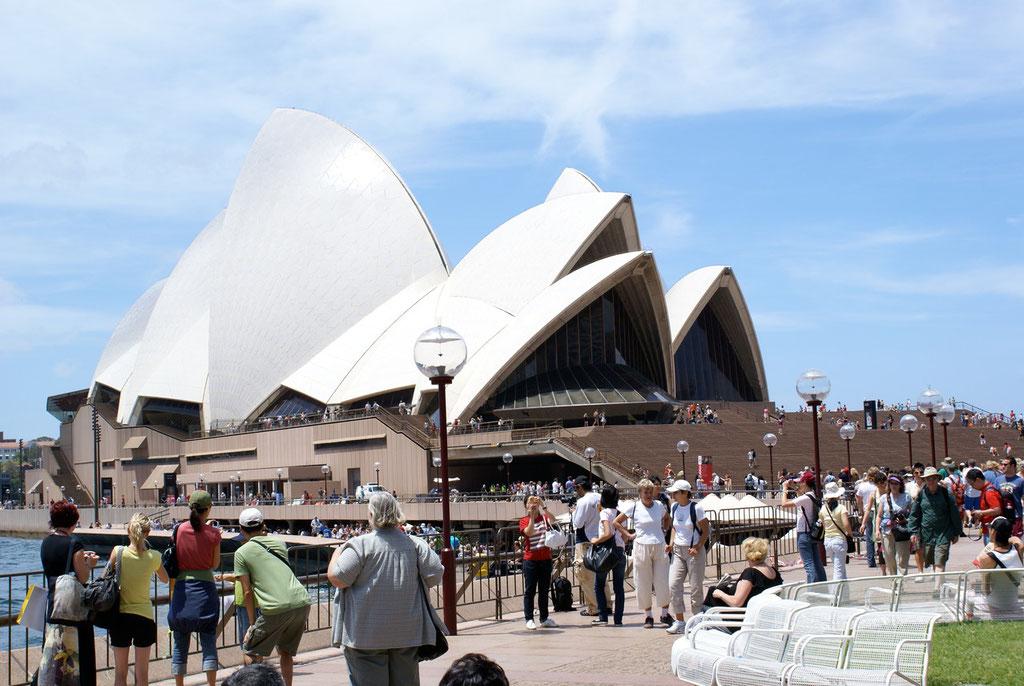 Opern Haus Sydney