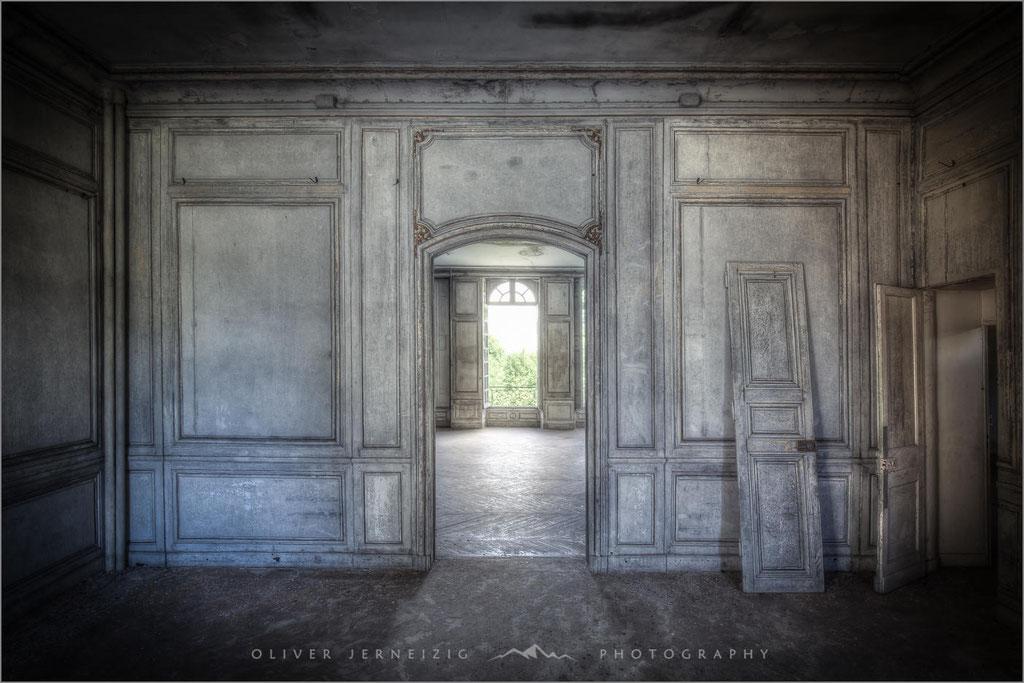 Chateau des Anges, Villa, Lost Place, Frankreich, France,  © Oliver Jerneizig