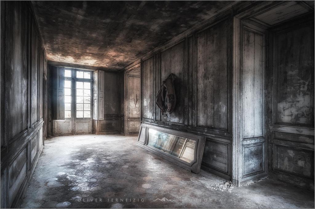 Chateau des Singes, Villa, Lost Place, Frankreich, France,  © Oliver Jerneizig